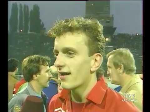 Finał Pucharu Polski 1993: GKS Katowice - Ruch II Chorzów [SKRÓT MECZU]