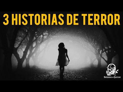 3 HISTORIAS DE TERROR XIX (RELATOS DE HORROR)