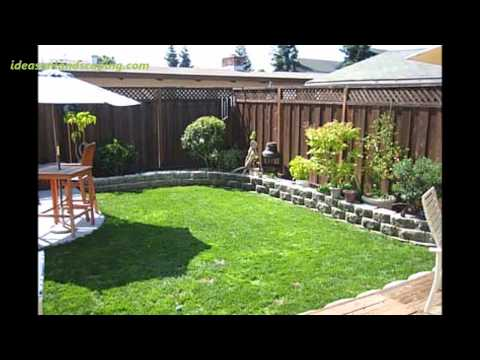 Landscaping ideas for small gardens in south africa pdf for Garden designs in south africa