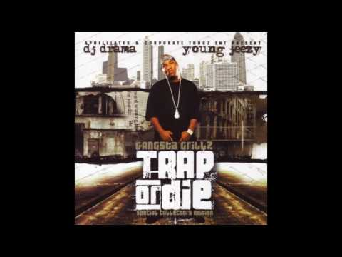 Young Jeezy - Grey Goose (Feat. Yo Gotti and Allstar) (Trap or Die)