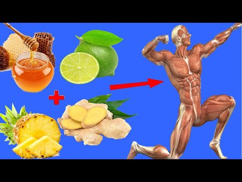 Why Ginger and Pineapple and Honey can make more stronger