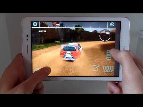 Huawei MediaPad T1 - Benchmark teszt második rész + Játék bemutató