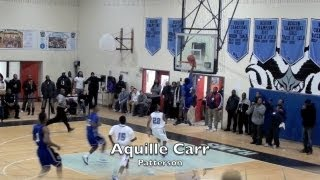 Aquille Carr 2012 Capitol Hoops Official Mixtape