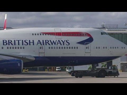 British Airways terrorism plot?
