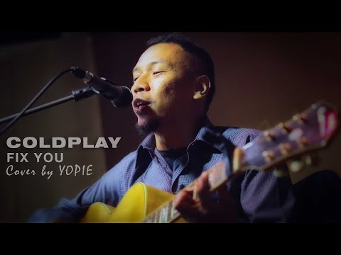 Coldplay - Fix You (Cover by Yopie)