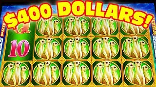 THE AMAZING NEW $400 DOLLAR SONG ★ GOING BACK FOR MORE