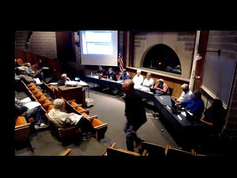 Rhode Island Marine Fisheries Council: December 3, 2018