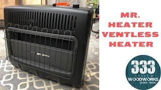 Mr. Heater Ventless Propane Heater