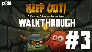Death! Keep Out Game Walkthrough 03