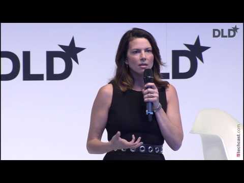 The Power Of Real Networks (Gina Bianchini) | DLD17