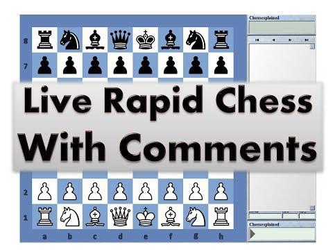 Rapid Chess #250 vs ura84 Slav Defence White