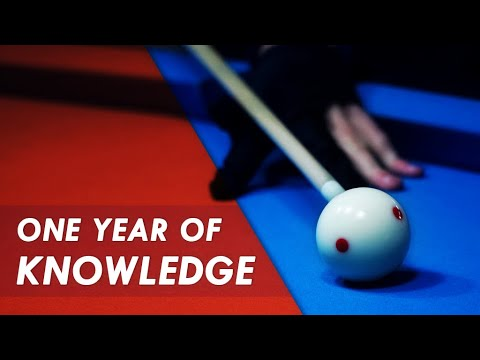 One Year Of Pool Knowledge In 35 Minutes