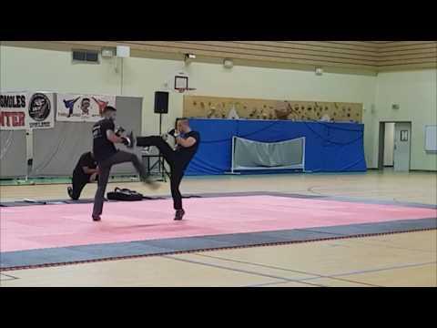 Video du combat au Brignoles Fight-Show