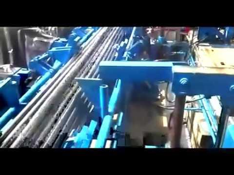 Steel pipe producing equipments in LK Stainless Steel Factory