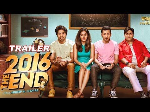 2016 The End Official Trailer | Launch | Divyendu Sharma, Mahima Chaudhary, Kiku Sharda