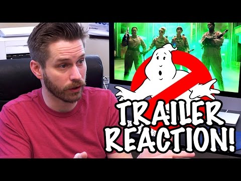 GHOSTBUSTERS TRAILER REVIEW - Red Letter Media