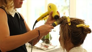 DIY Beauty | How to Get a Salon-Quality Blowout at Home