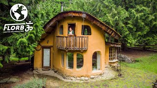 The First Legal Mud House In British Columbia Canada