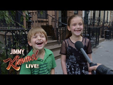 LA vs. NY Kids  Who's Funnier?