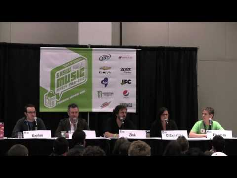 SXSW 2010: Social Networks and the Future for Musicians