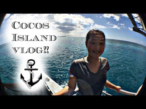 Cocos island: 1st VLOG!!