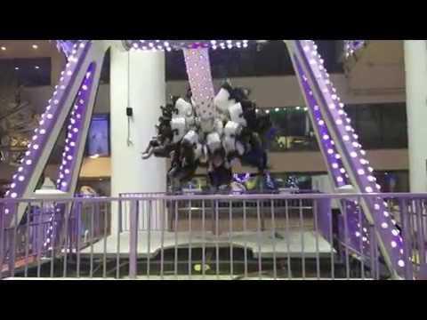 360 Degree Ride, Fun City, DLF Mall of India