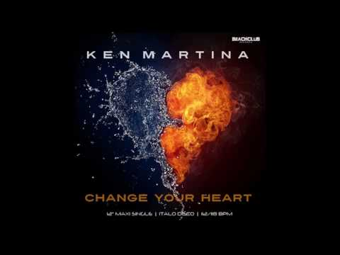 Ken Martina - Change Your Heart (Torino Radio Mix)