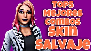 BEST SKIN WILD COMBINATIONS FORTNITE BATTLE ROYALE