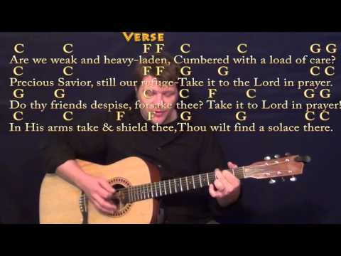 What A Friend We Have In Jesus Chords By Hymn Worship Chords