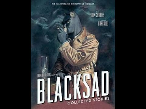 Blacksad: Collected Stories by Juan Diaz Canales & Juanjo Guarnido-Another Book Review