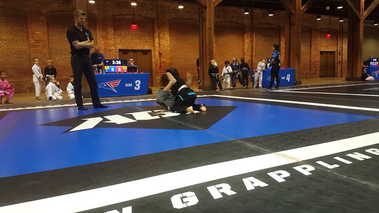 Kayne Arnold American Grappling Federation Gi Semi Final Round 2019