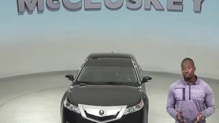 A98952TP Used 2011 Acura TL Black Test Drive, Review, For Sale -