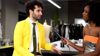 Interview with Fashion Designer Yousef Akbar