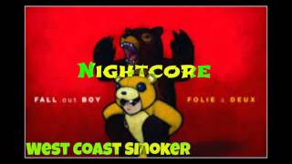 Nightcore- West Coast Smoker