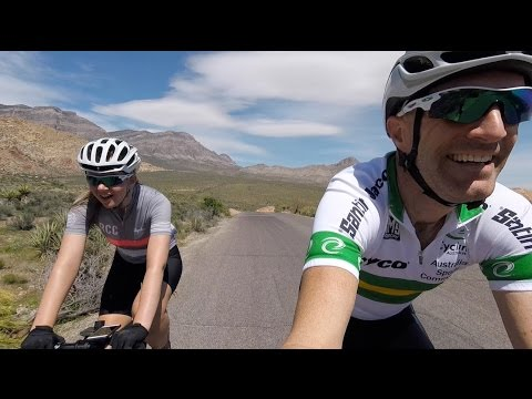 Biking Las Vegas - Red Rock Canyon Loop