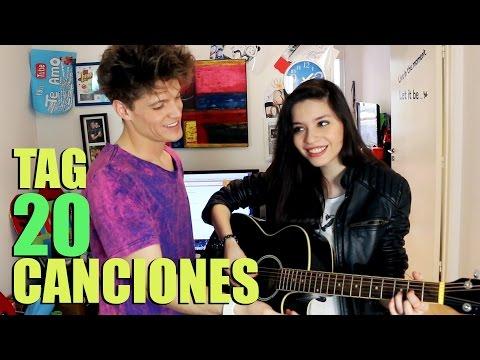 TAG 20 CANCIONES | Lionel Ferro Con Mica Suarez #MicaSuarezConLioFerro