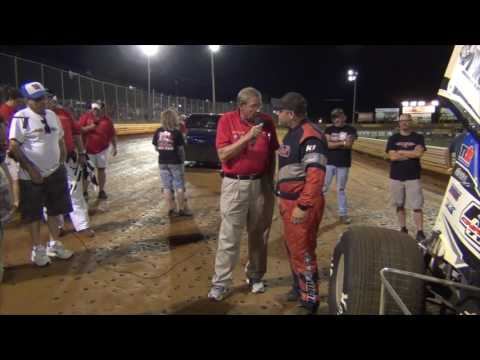 Lincoln Speedway Super Sportsman Victory Lane 07-16-16