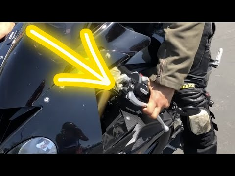 How To Do A U-Turn On A Sport Bike! ~ MotoJitsu