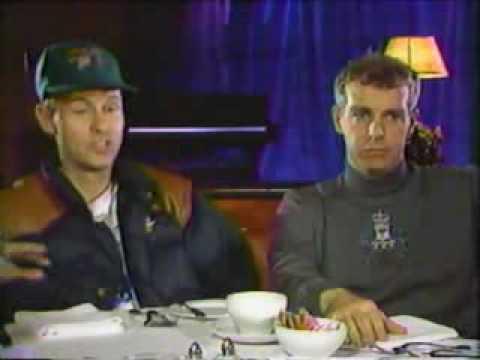 Pet Shop Boys: Behaviour Interview - 1990.