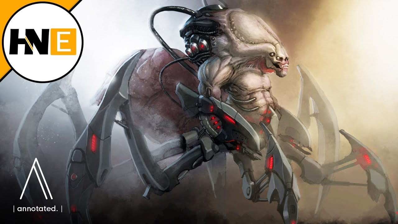 Spider Mastermind Origins and History EXPLAINED | Doom Eternal