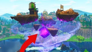 *NEW* THE ISLAND EXPLODED AND FORTNITE WAS INVADED BY ZOMBIES! - Fortnite Halloween Event