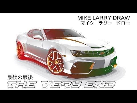 Mike Larry Draw- The Very End (Official Video)