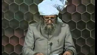 Urdu Dars Malfoozat #206, So Said Hazrat Mirza Ghulam Ahmad Qadiani(as), Islam Ahmadiyya