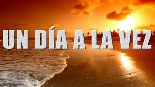 Rocío Zapata - Un día a la vez - con letra - HCJB la voz de los andes