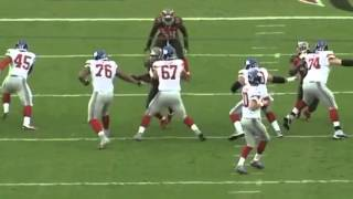 Chris Snee Unguarded: Giants offensive line against the Bucs