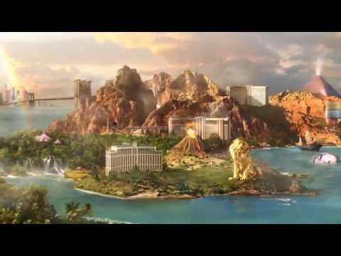 MGM Resorts Sizzle Reel