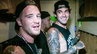 Sleeping With Sirens - BUS INVADERS Ep. 1038 [Warped Edition 2016]
