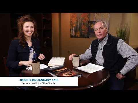 Andrew's Live Bible Study - Lessons From Elijah - Jan 09 2018