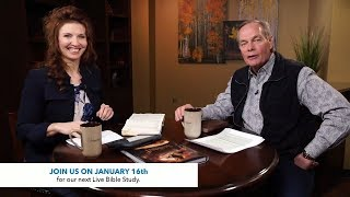 Andrew's Live Bible Study - Lessons From Elijah - Andrew Wommack - January 09, 2018