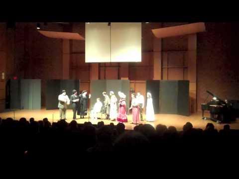 Albert Herring Act III, part 2 - Susquehanna University Opera Studio